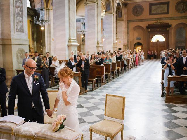 Il matrimonio di Amy e Alessandro a Vigevano, Pavia 93