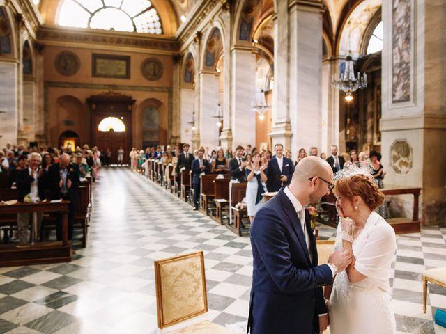 Il matrimonio di Amy e Alessandro a Vigevano, Pavia 94