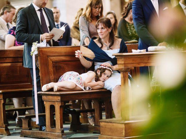 Il matrimonio di Amy e Alessandro a Vigevano, Pavia 99