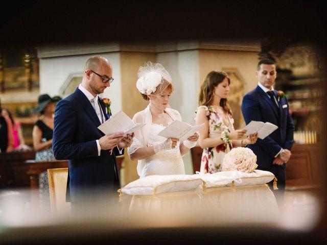 Il matrimonio di Amy e Alessandro a Vigevano, Pavia 100