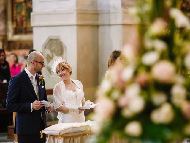 Il matrimonio di Amy e Alessandro a Vigevano, Pavia 101