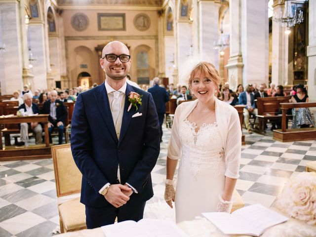 Il matrimonio di Amy e Alessandro a Vigevano, Pavia 105