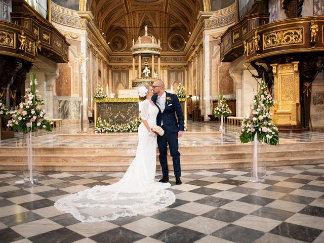 Il matrimonio di Amy e Alessandro a Vigevano, Pavia 109