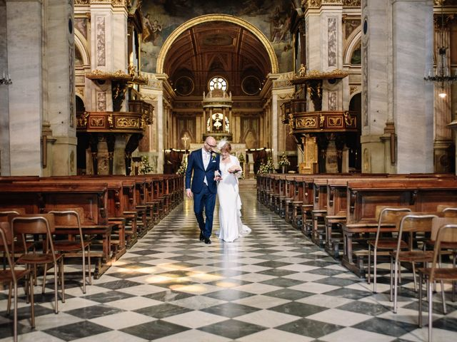 Il matrimonio di Amy e Alessandro a Vigevano, Pavia 110