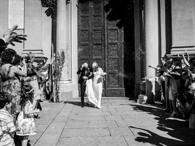 Il matrimonio di Amy e Alessandro a Vigevano, Pavia 111