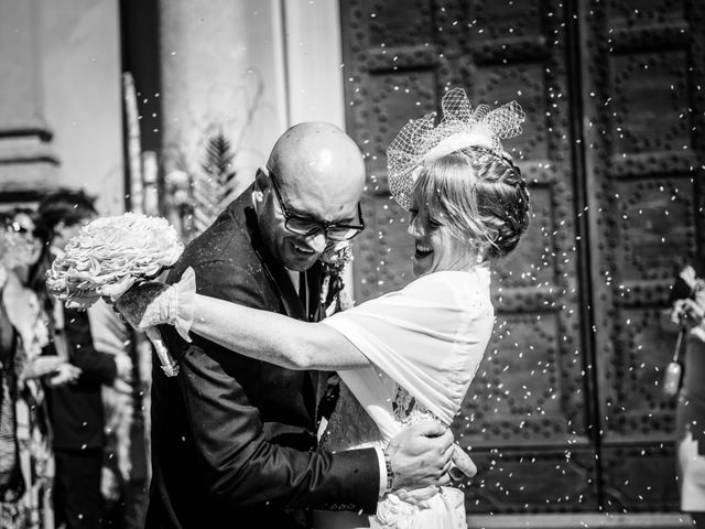 Il matrimonio di Amy e Alessandro a Vigevano, Pavia 112