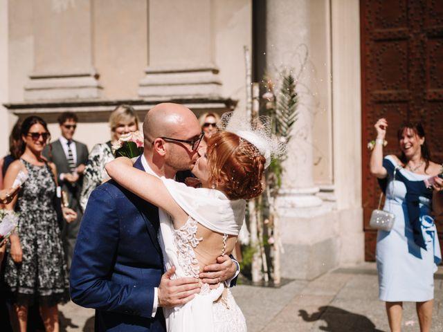 Il matrimonio di Amy e Alessandro a Vigevano, Pavia 113