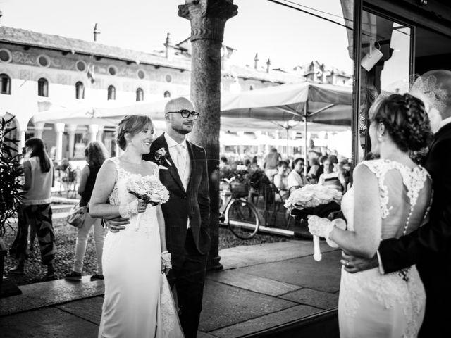 Il matrimonio di Amy e Alessandro a Vigevano, Pavia 120