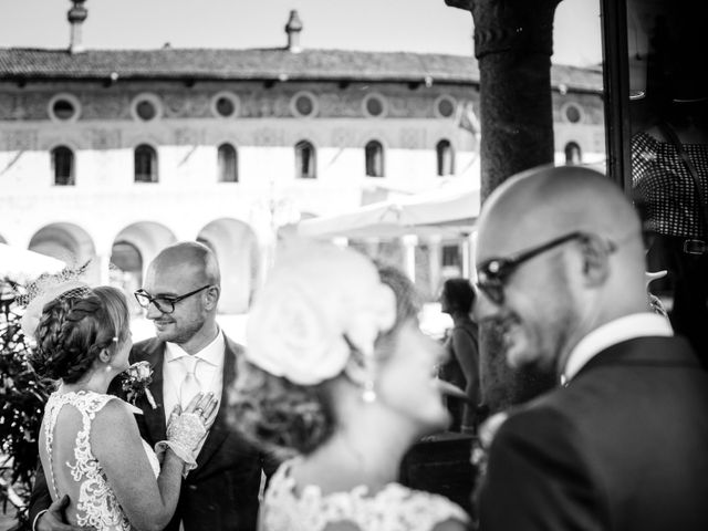 Il matrimonio di Amy e Alessandro a Vigevano, Pavia 121
