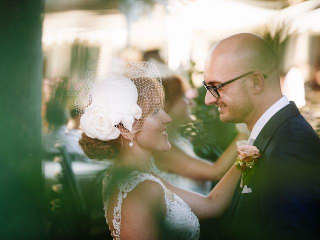 Il matrimonio di Amy e Alessandro a Vigevano, Pavia 122