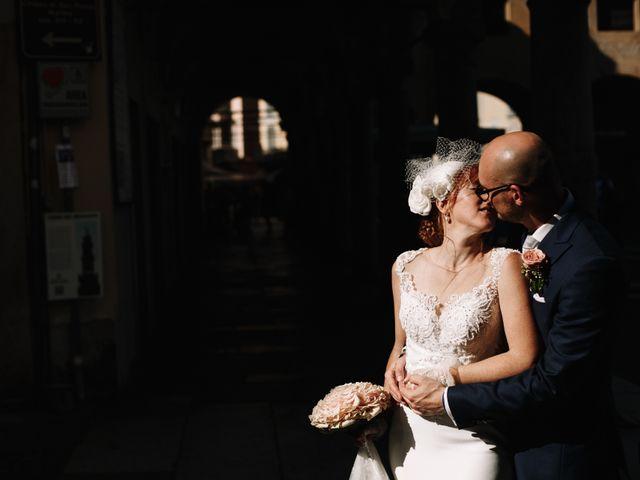 Il matrimonio di Amy e Alessandro a Vigevano, Pavia 129