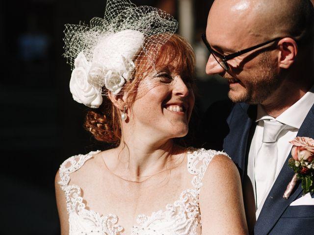 Il matrimonio di Amy e Alessandro a Vigevano, Pavia 130