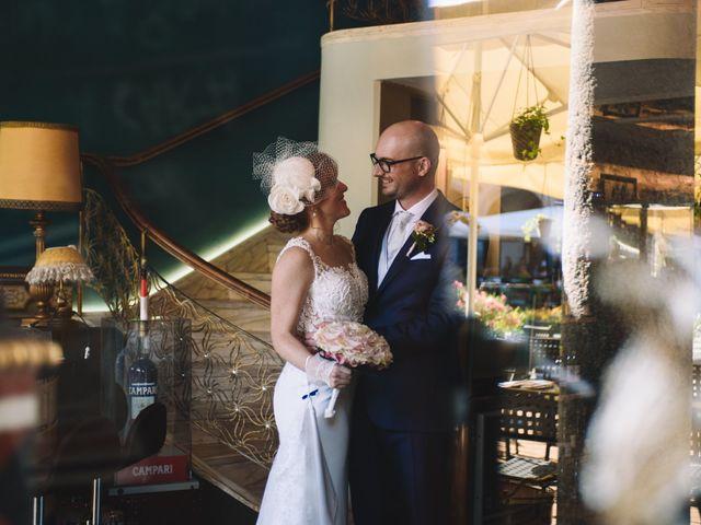 Il matrimonio di Amy e Alessandro a Vigevano, Pavia 132