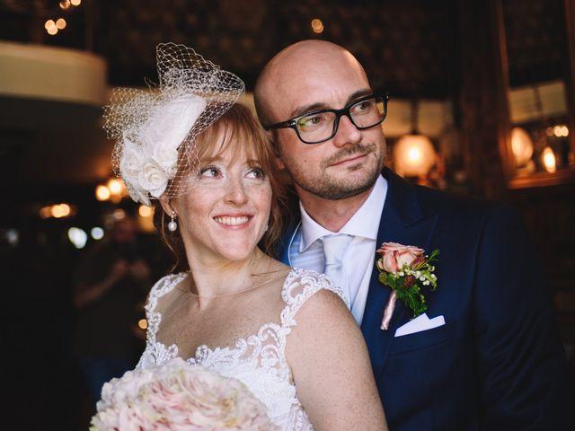 Il matrimonio di Amy e Alessandro a Vigevano, Pavia 133
