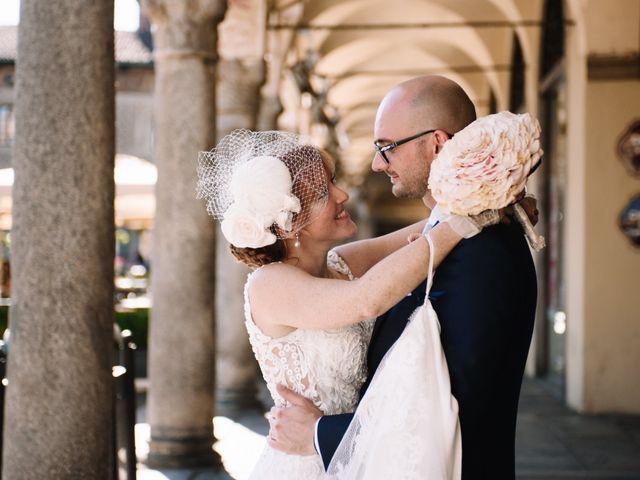 Il matrimonio di Amy e Alessandro a Vigevano, Pavia 134