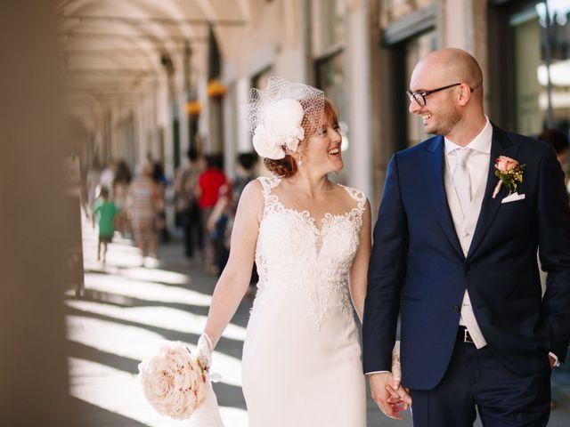 Il matrimonio di Amy e Alessandro a Vigevano, Pavia 135