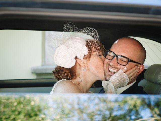 Il matrimonio di Amy e Alessandro a Vigevano, Pavia 136