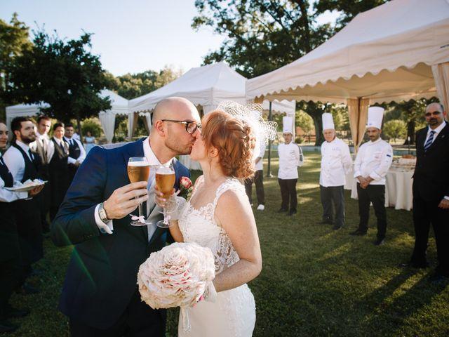 Il matrimonio di Amy e Alessandro a Vigevano, Pavia 143