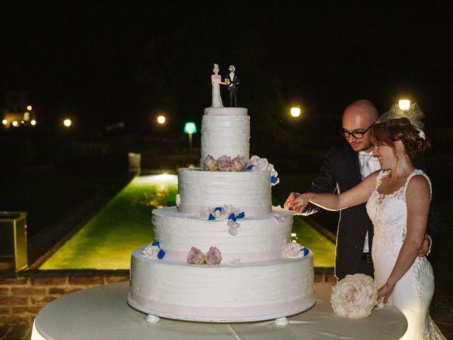 Il matrimonio di Amy e Alessandro a Vigevano, Pavia 165