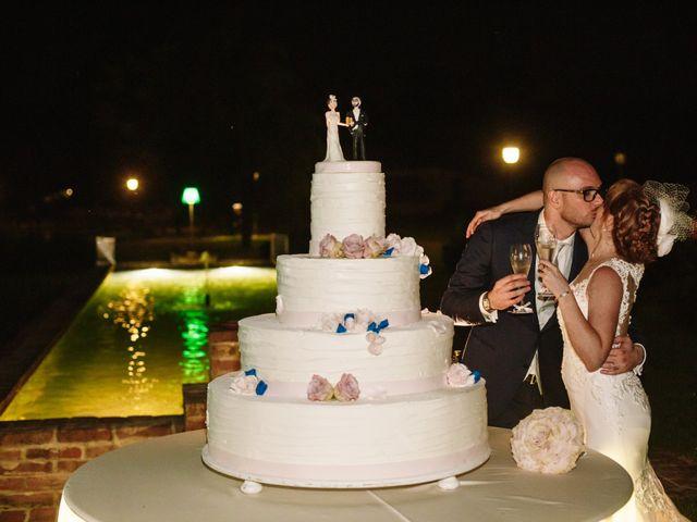 Il matrimonio di Amy e Alessandro a Vigevano, Pavia 166