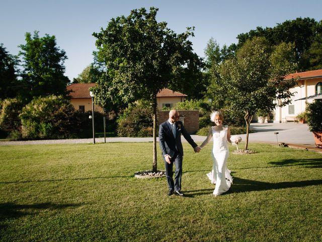 Il matrimonio di Amy e Alessandro a Vigevano, Pavia 140