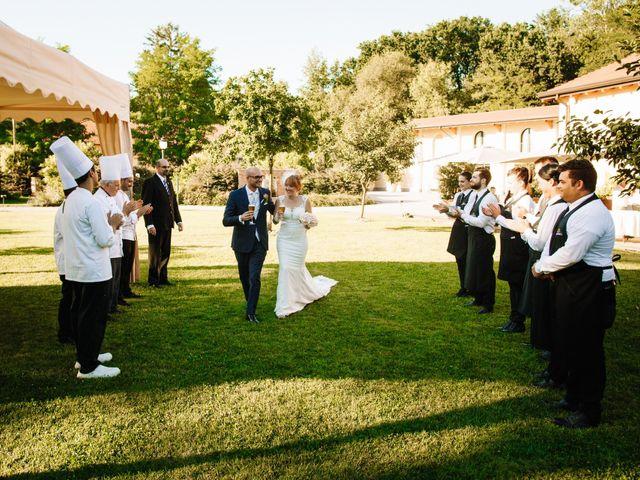 Il matrimonio di Amy e Alessandro a Vigevano, Pavia 141