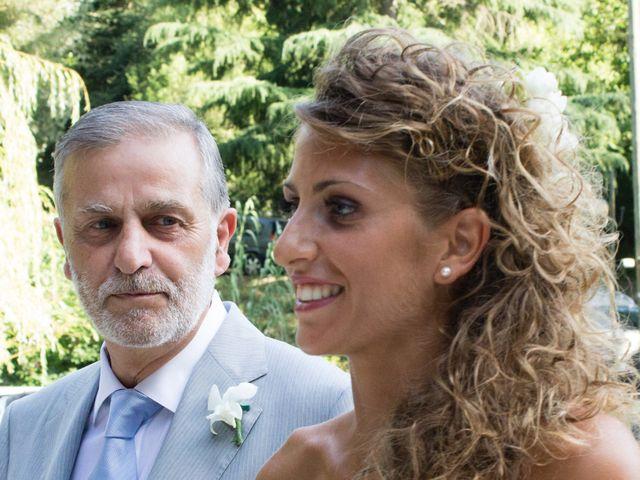 Il matrimonio di Marco e Vanessa a Montalto di Castro, Viterbo 8