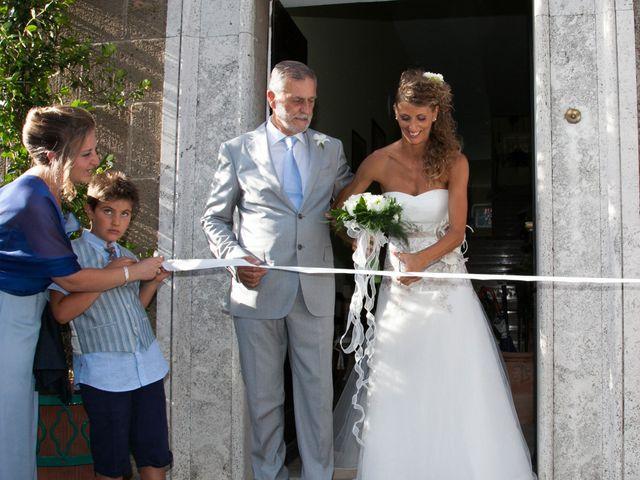 Il matrimonio di Marco e Vanessa a Montalto di Castro, Viterbo 9
