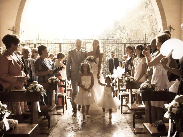 Il matrimonio di Marco e Vanessa a Montalto di Castro, Viterbo 14