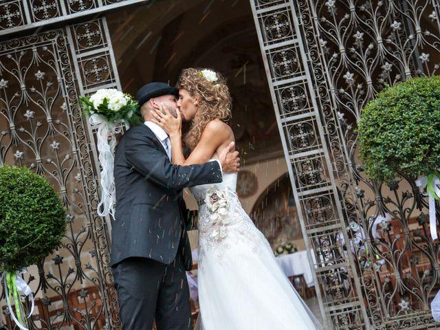 Il matrimonio di Marco e Vanessa a Montalto di Castro, Viterbo 19