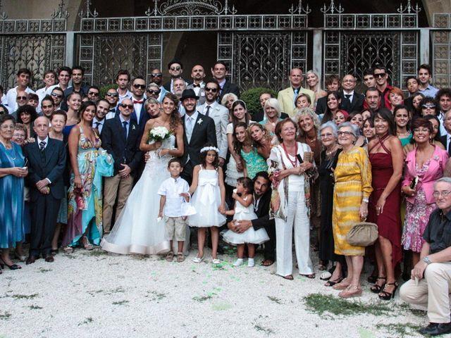 Il matrimonio di Marco e Vanessa a Montalto di Castro, Viterbo 20