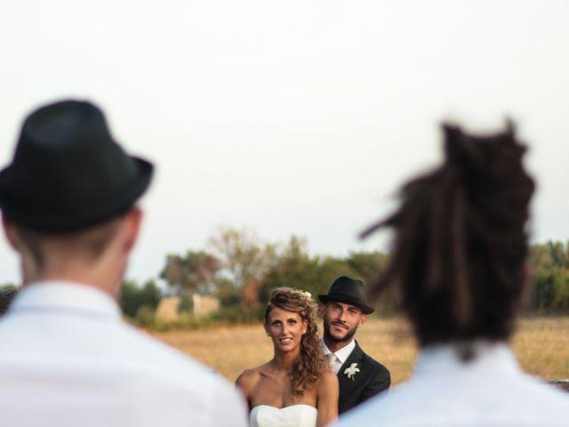 Il matrimonio di Marco e Vanessa a Montalto di Castro, Viterbo 30