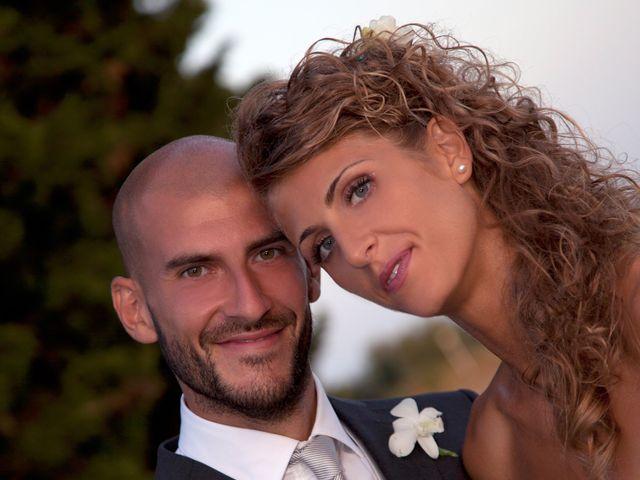 Il matrimonio di Marco e Vanessa a Montalto di Castro, Viterbo 31
