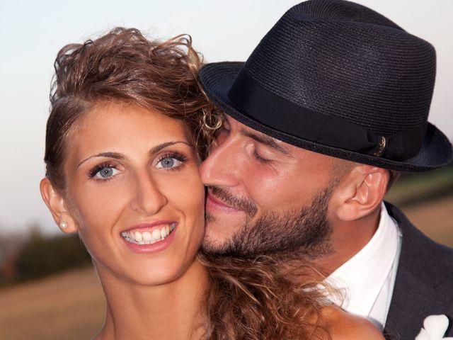 Il matrimonio di Marco e Vanessa a Montalto di Castro, Viterbo 32