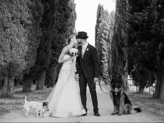 Il matrimonio di Marco e Vanessa a Montalto di Castro, Viterbo 2