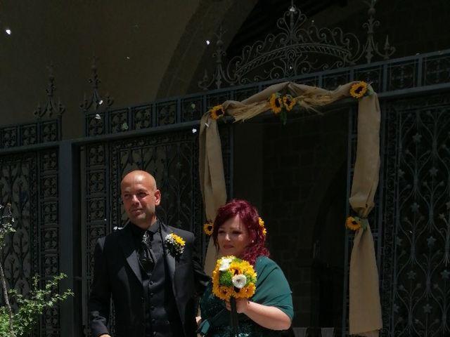 Il matrimonio di Eleonora  e Emanuele a Ischia di Castro, Viterbo 8