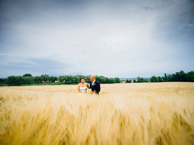 Le nozze di Stefania e Michele