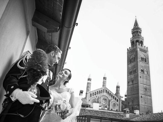 Le nozze di Sonia e Gabriele