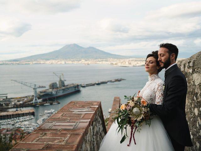 Le nozze di Tekla e Roberto