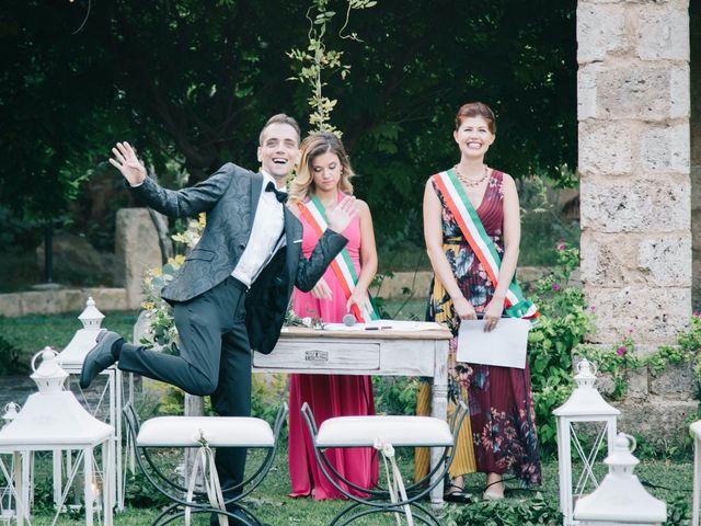 Il matrimonio di Andrea e Alessandra a Lecce, Lecce 6