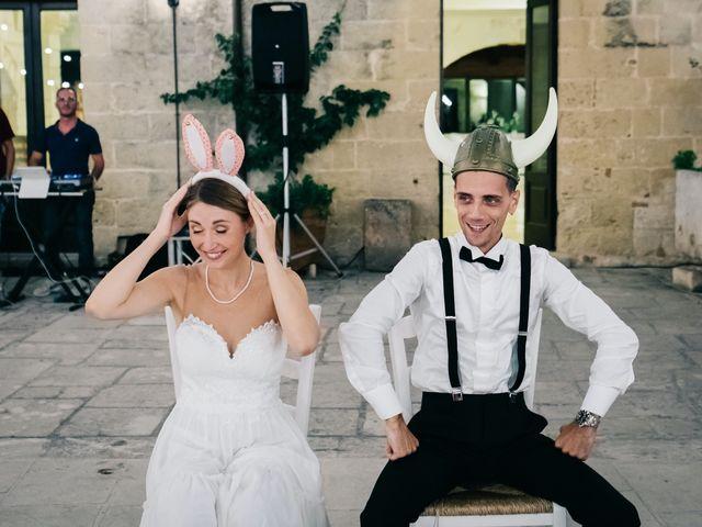 Il matrimonio di Andrea e Alessandra a Lecce, Lecce 12