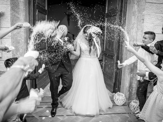 Il matrimonio di Giovanni e Ilaria a Siena, Siena 16