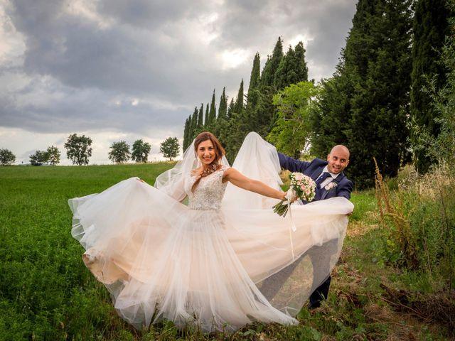 Il matrimonio di Giovanni e Ilaria a Siena, Siena 17