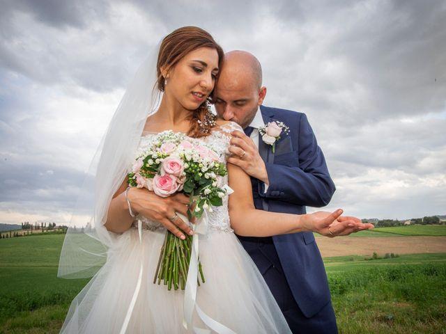 Il matrimonio di Giovanni e Ilaria a Siena, Siena 19
