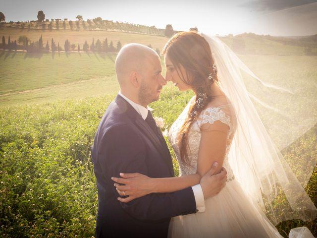 Il matrimonio di Giovanni e Ilaria a Siena, Siena 20