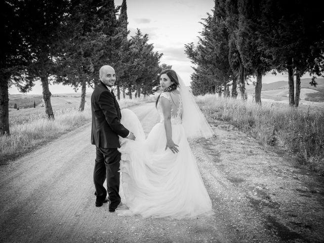 Il matrimonio di Giovanni e Ilaria a Siena, Siena 22