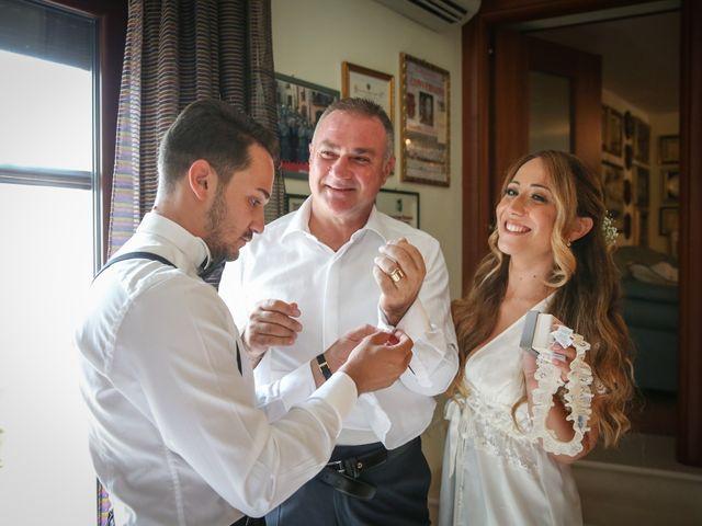 Il matrimonio di Massimo e Francesca a San Donaci, Brindisi 4