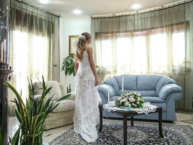 Il matrimonio di Massimo e Francesca a San Donaci, Brindisi 5