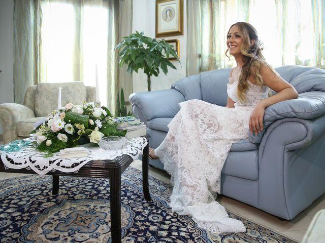 Il matrimonio di Massimo e Francesca a San Donaci, Brindisi 6
