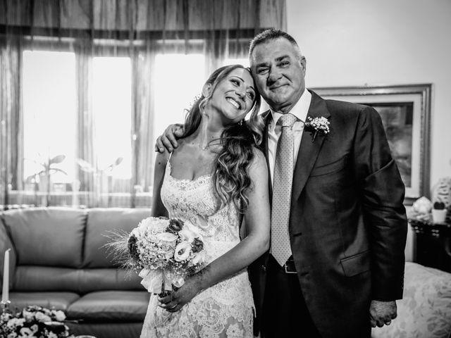 Il matrimonio di Massimo e Francesca a San Donaci, Brindisi 7